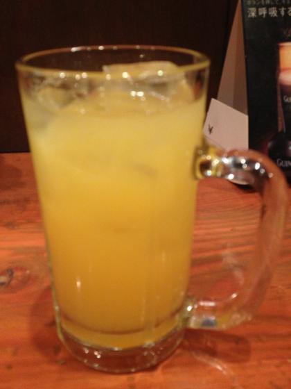 梅酒オレンジ