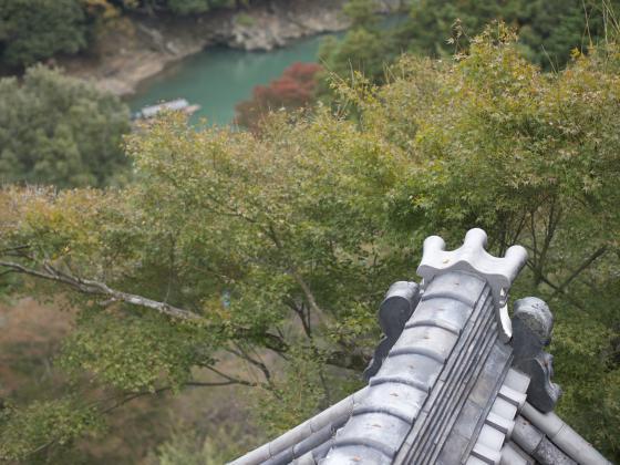 大悲閣千光寺からの景色 5