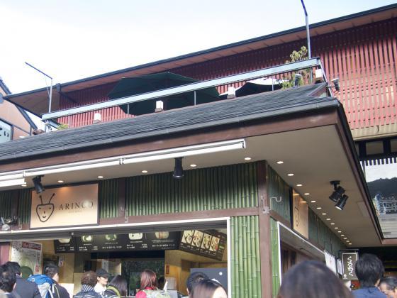 ARINCO 京都嵐山本店